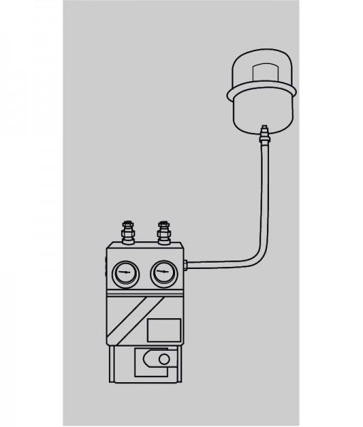Installationseinheit-Wandmo