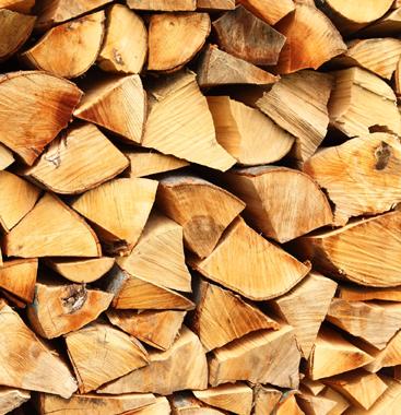 Brennstoff-Holz