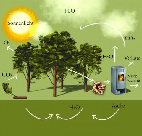 CO²-Neutral - Der geschlossene Kreislauf