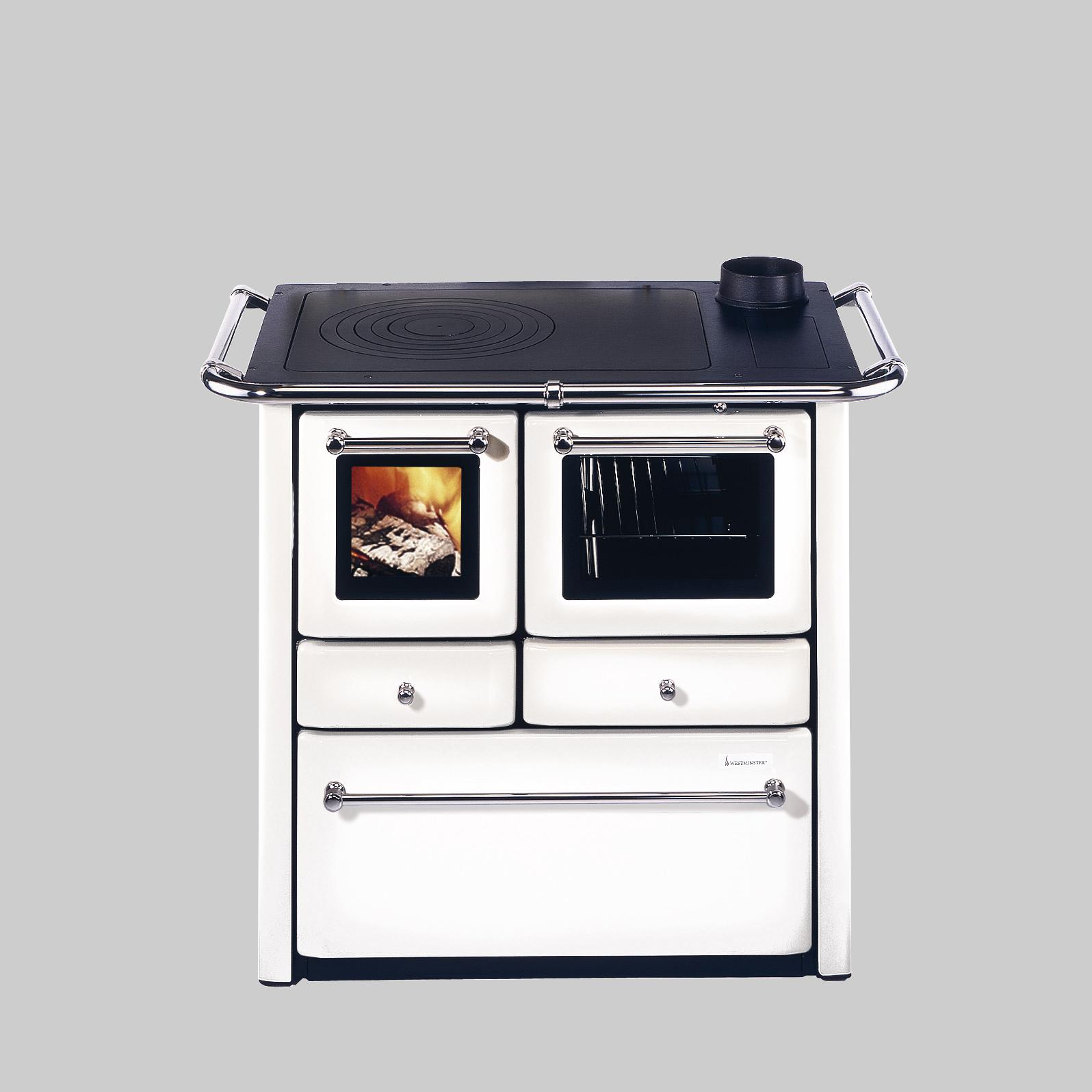dauerbrandherd k 185 f weiss wamsler gmbh. Black Bedroom Furniture Sets. Home Design Ideas